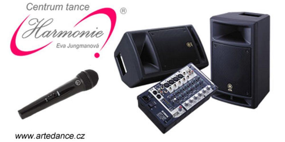Zvuková aparatura